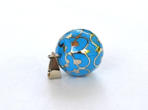collier de grossesse bola boule musicale pour b b. Black Bedroom Furniture Sets. Home Design Ideas