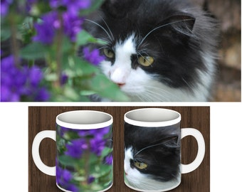 Pretty Purple Mug