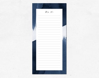 """Do it"", Blue Note Pad"