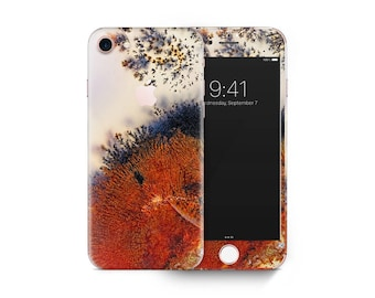 Agate marble 04 skin decal vinyl 3M quality iPhone 4 5 6 7 Samsung Galaxy S4 5 6 7 Galaxy Note