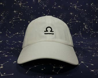 Libra Zodiac Cap