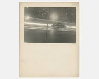 richard yanul original photograph, classic black & white photograph, midcentury original photograph, fine art photograph