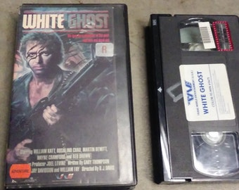 White ghost 1988 vhs
