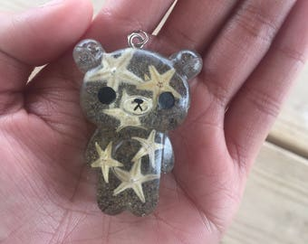 starfish beach bear
