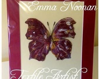 Batix paper butterfly
