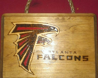 Atlanta falcons sign
