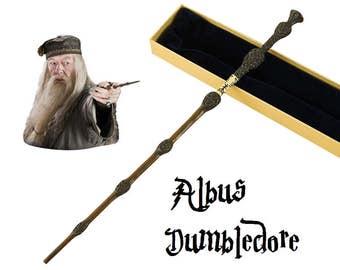 Dumbledore's Elder Wand (with metal core) | Advanced Edition Boxed
