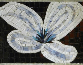 The White Lilly Mosaic Tile Mosaic Patterns