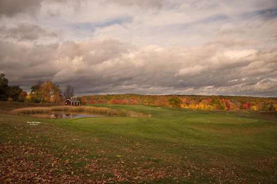 Blackstone National Golf Course Original Photography