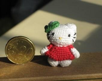 Amigurumi Heartless Pattern : Dollhouse Miniature Melon Dollhouse Cantaloupe by miniThaiss