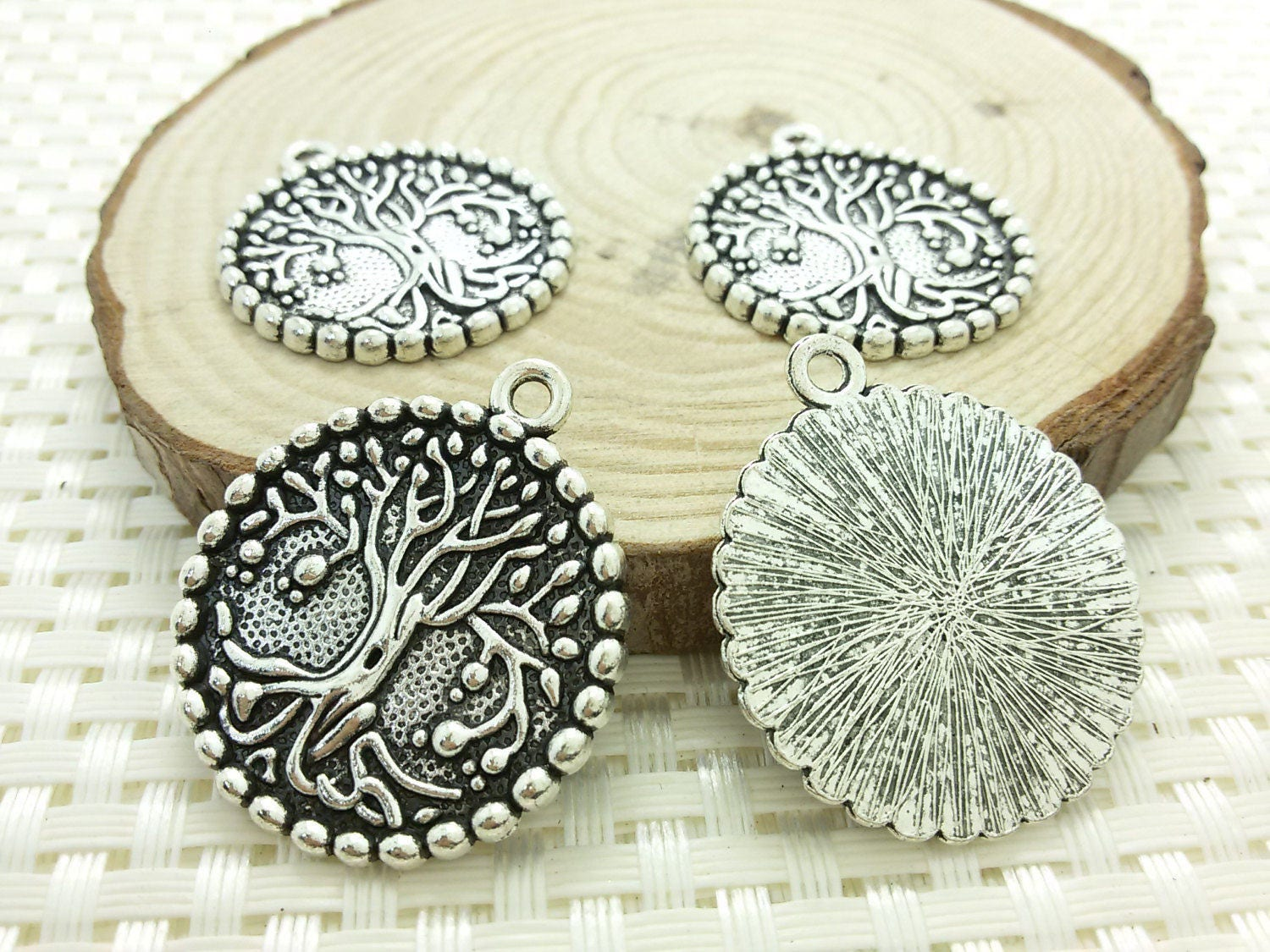 how to make your own pewter pendant