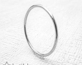 Silver Wedding Band. Silver wedding ring. Wedding band. Womans wedding band. Mens wedding band. Wedding band. Thin wedding band. Skinny band