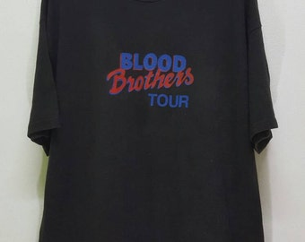 Vintage Blood Brothers tous shirt