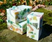 Jelly Nougat Handmade Triple Butter Vegan Soap