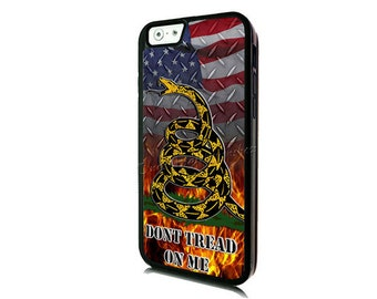 Dont Tread On Me iPhone 7 Case-iPhone 7 Plus
