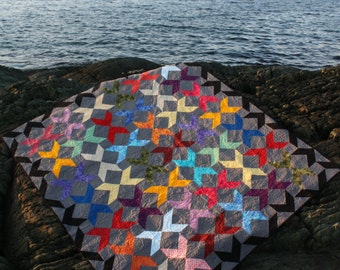 Love Birds PDF Quilt Pattern