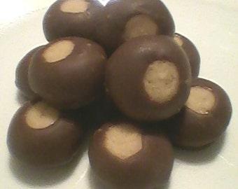 Peanut Butter Buckeyes (32)