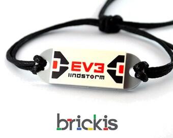 LEGO® friendship bracelet bangle