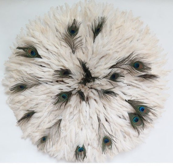 Authentic juju hat Wall decor feather headdress