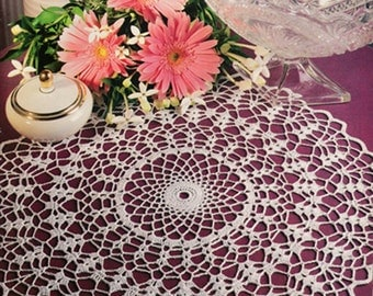 Doily crochet pattern a PDF digital download