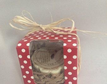 BUBBLE BAR-Madagascar Bourbon Vanilla-Bath Melt.Bath Cookie.Bath Crumble. Bath Truffles.Gifts