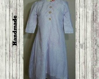 Vintage Handmade Dress Size M