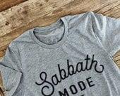 Sabbath Mode Tee