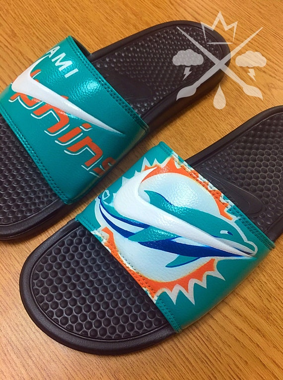 Miami Dolphins Nike Running Shoes