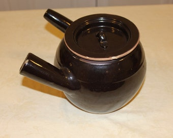 Chinese Herbal Decocting Pot / Side Handle TeaPot