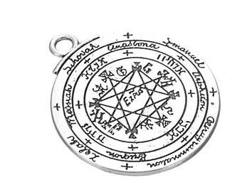 Grand Pentacle of Solomon Amulet