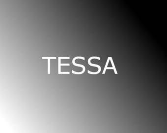 hold for tessa