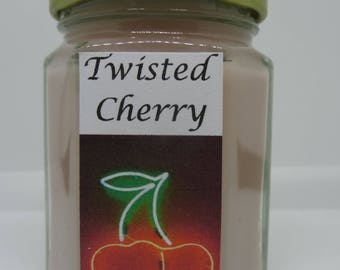 Twisted Cherry - Soy Wax Candle