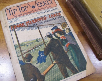 Tip Top Weekly - An Ideal Publication for the American Yough - May 4, 1901 Edition