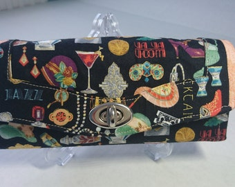 Necessary Clutch Wallet (NCW) -  Purse for cards & cash