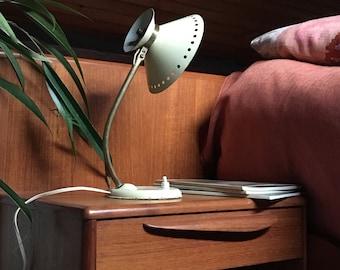 Lamp vintage - mid century desk lamp diabolo diabolo