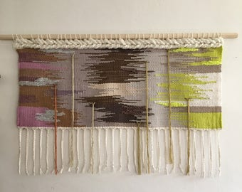 Dancing On My Own Tapestry Decoration, Weaving Wall Hanging