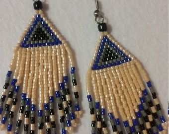Traditional Native American Earrings