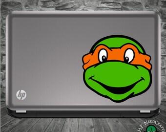 Ninja Turtle Decal