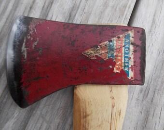 Vintage Hi Test hatchet