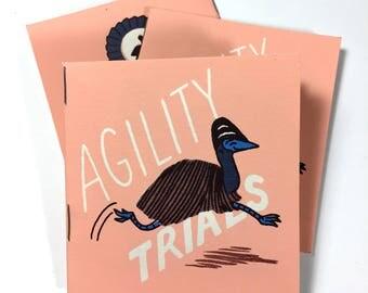 Agility Trials Silkscreen Book