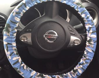 Me-Mo Wild Orchid Steering Wheel Cover