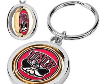 UNLV Rebels Spinner Keychain