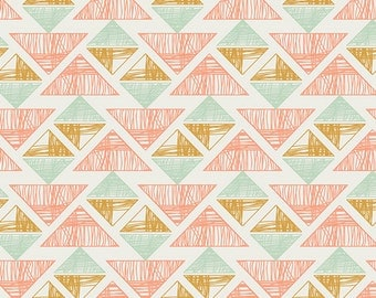 Crystal Arrowheads - Art Gallery Fabrics, Arizona Collection