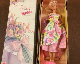 1996 Spring Petals Barbie - New in Box