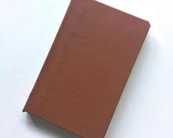 Handmade Book - Moleskine Style