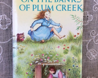 On the Banks of Plum Creek / Laura Ingalls Wilder  / Free Shipping