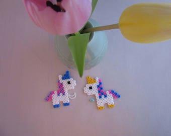 """Unicorn  Meltybeats-Pendant """"Unicorn Twins"""""""