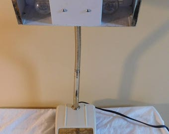 Vintage Desk Lamp Goose Neck Lamp 1950 1960 Home Decor Lighting
