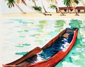 Tahitian Dream