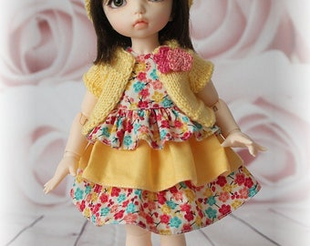 Set for LittleFee Fairyland and similar dolls 10 inch / 26 cm